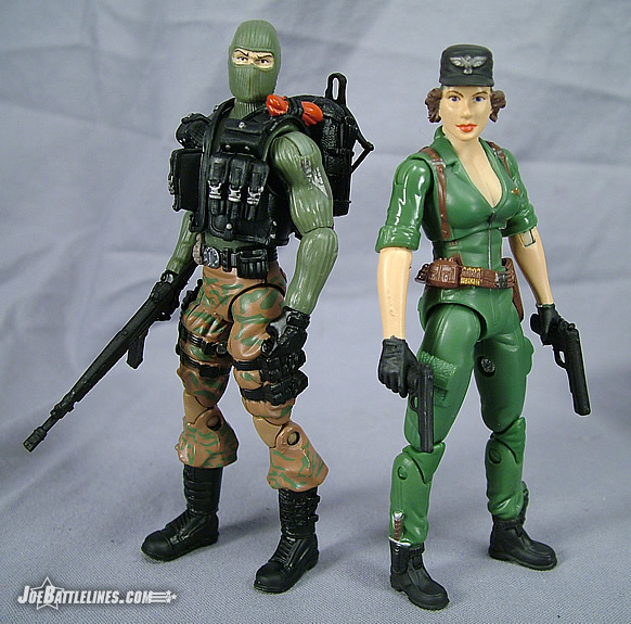 Lady Jaye Beach Head