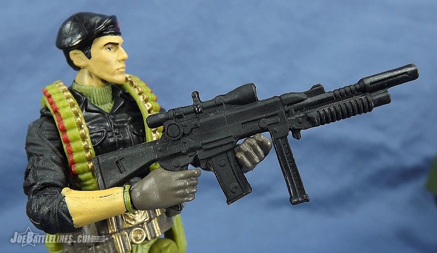 G.I. Joe 50th Anniversary Danger at the Docks Weapon Crate
