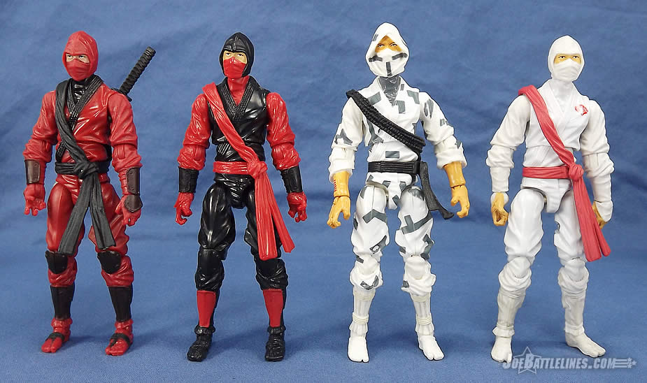 Classic Clash Storm Shadow - G.I. Joe 50th Anniversary collection