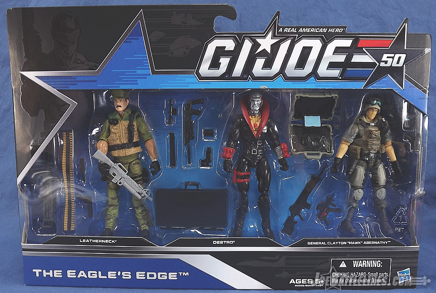 G.I. Joe 50th Anniversary Eagle's Edge