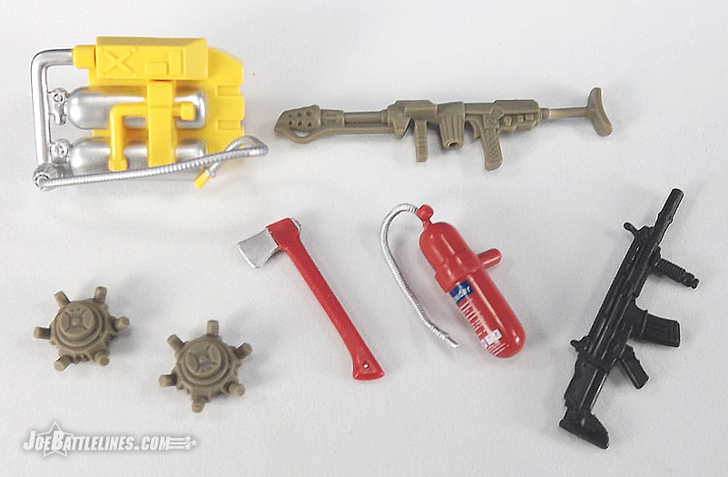 G.I. Joe 50th Anniversary Blowtorch