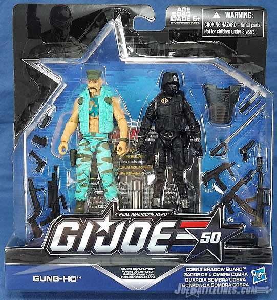 G.I. Joe Marine Devastation 50th Anniversary