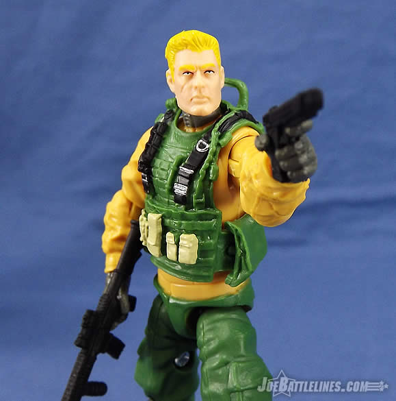 G.I. Joe 50th Anniversary Duke action figure