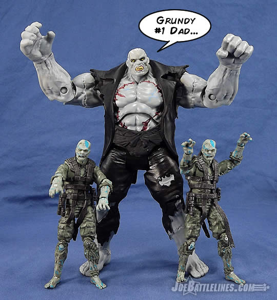Solomon Grundy Zombie Vipers