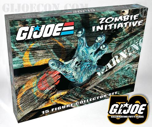 2014 G.I. Joe Collector's Convention Zombie Initiative