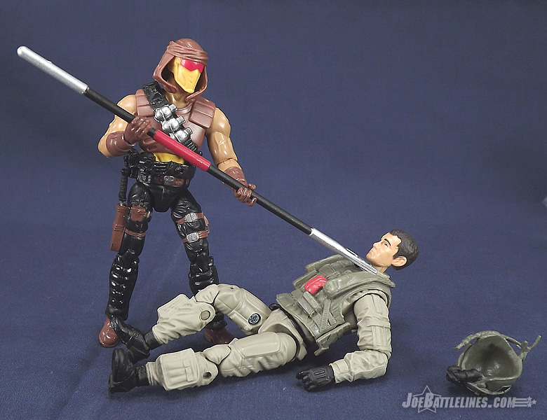 G.I. Joe Collector's Club Cobra Desert Scorpion