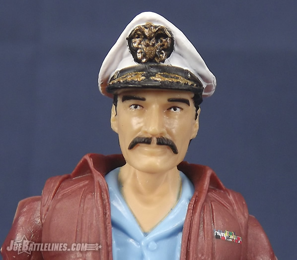 G.I. Joe Collector's Club Admiral Keel-Haul