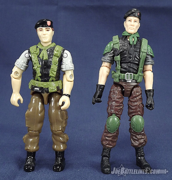 G Force Comp 2 A S >> Review of G.I. Joe Collector's Club Figure Subscription Service Night Force Lt. Falcon Action Figure