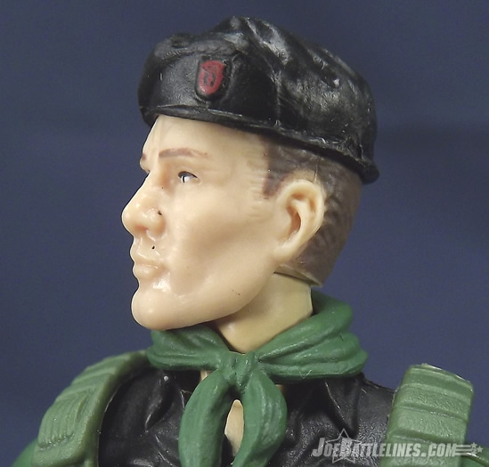 G.I. Joe Collector's Club Night Force Lt. Falcon