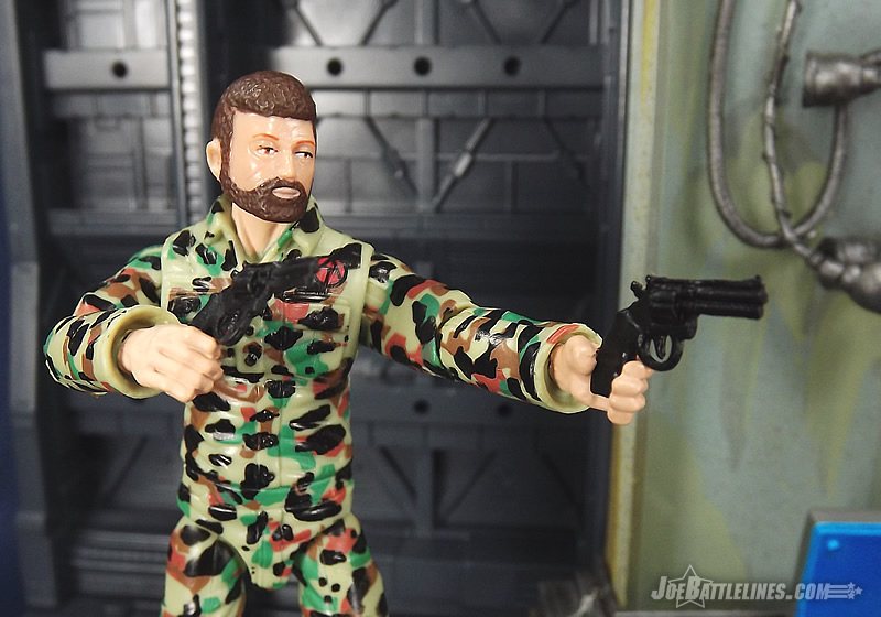 G.I. Joe Collector's Club 1:18 Adventure Team Land Adventurer