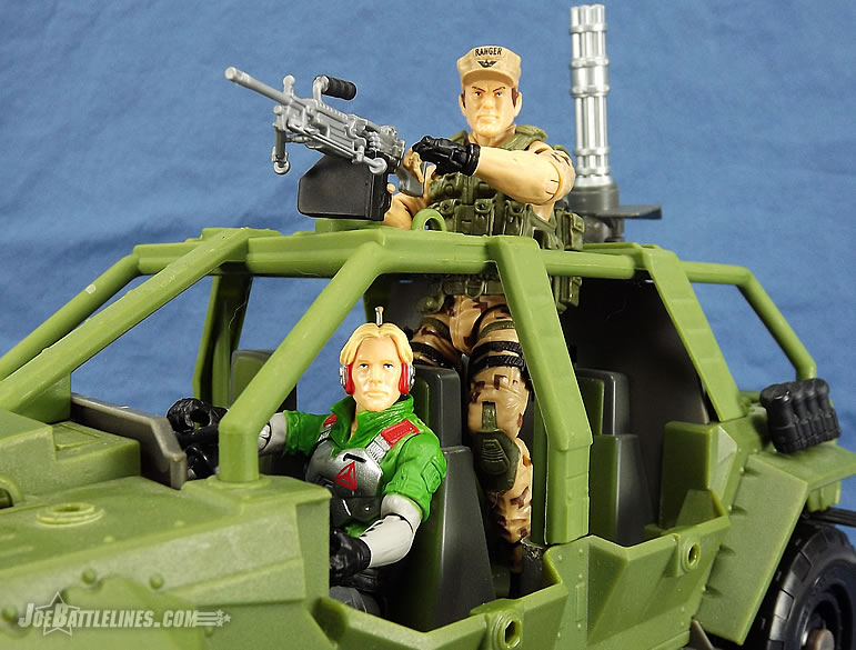 G.I. Joe Collector's Club FSS Psyche-Out and Repeater