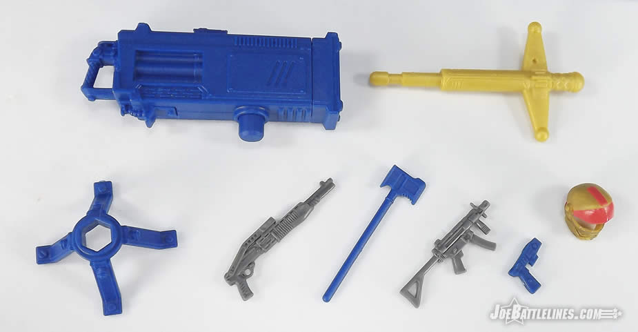 G.I. Joe FSS 4 Barricade