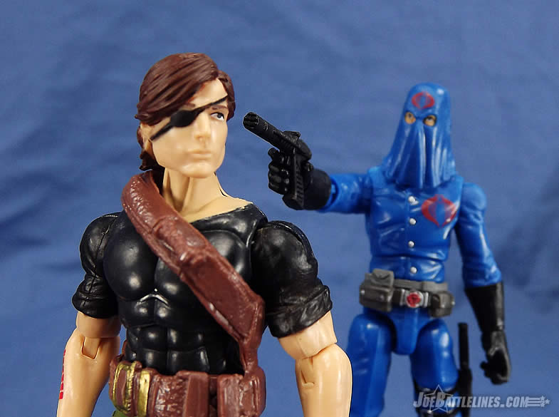 G.I. Joe FSS 4 Billy Arboc Cobr Commander