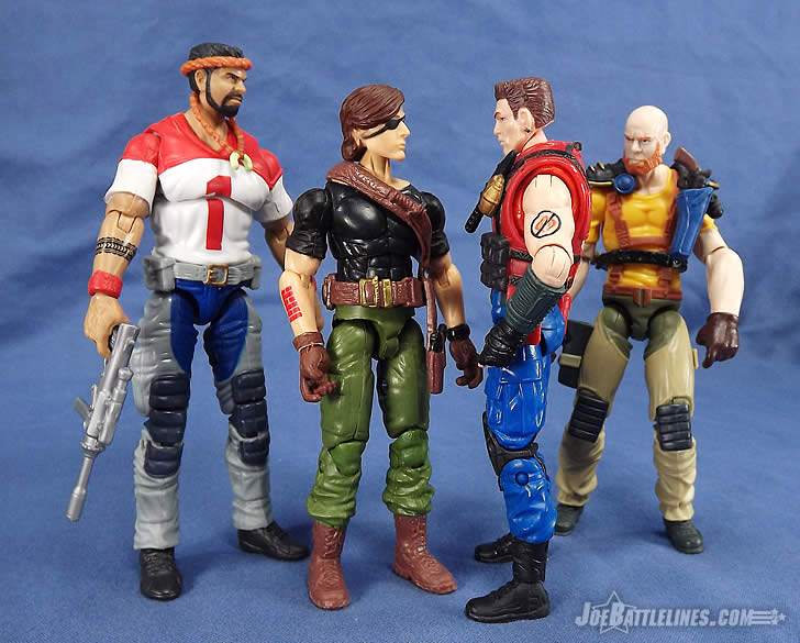 G.I. Joe FSS 4 Billy Arboc Renegades