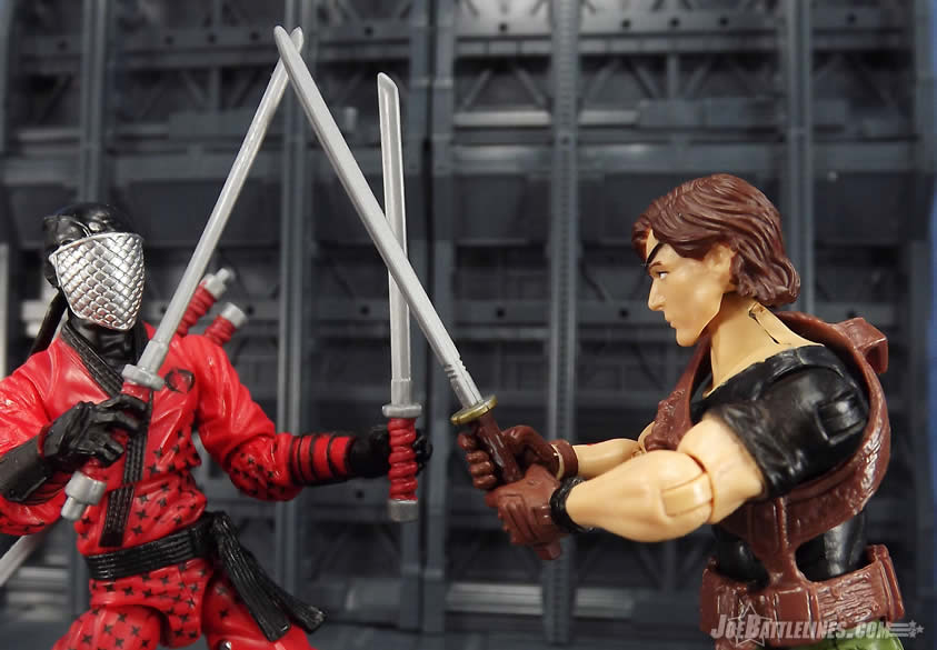 G.I. Joe FSS 4 Billy Arboc vs Slice