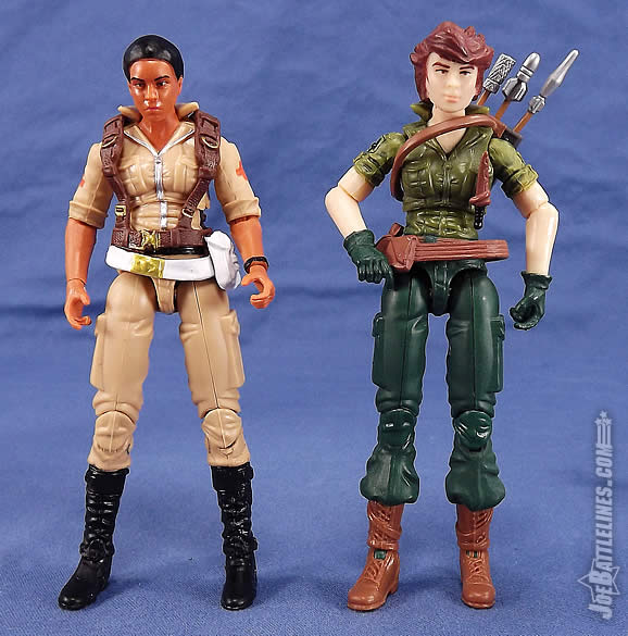 "G.I. Joe FSS 4 Carla ""Doc"" Greer"