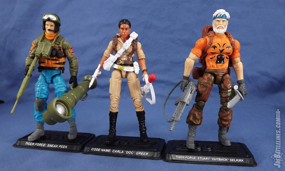 G.I. Joe FSS 4 Sneak Peek Doc Outback