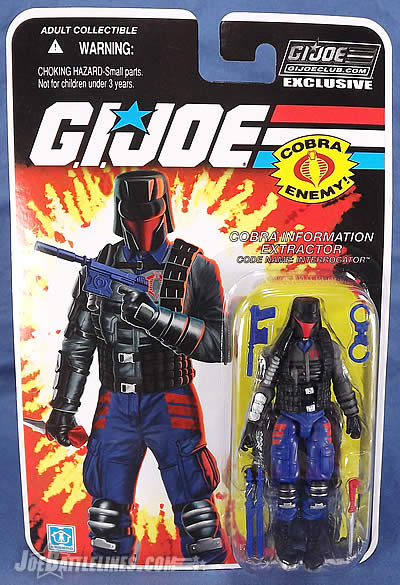 G.I. Joe FSS 4 Interrogator