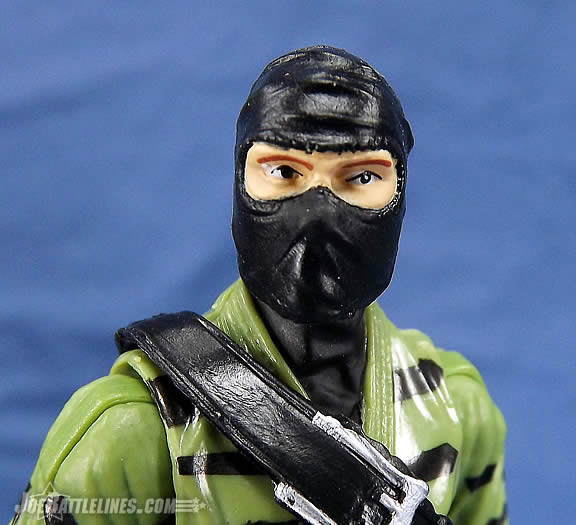 G.I. Joe FSS 4 Nunchuk closeup
