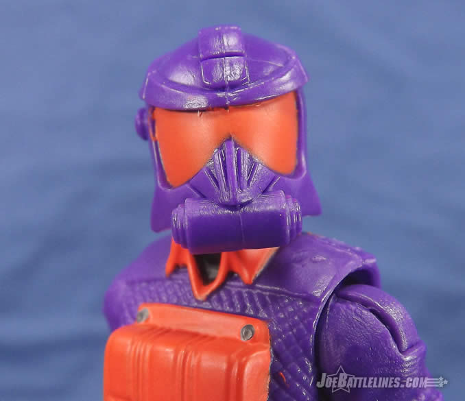 G.I. Joe FSS 5 Battle Corps Cobra Viper helmet