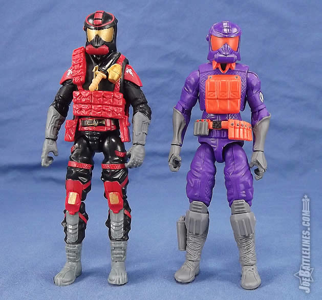 G.I. Joe FSS 5 Battle Corps Cobra Viper Iron Anvil