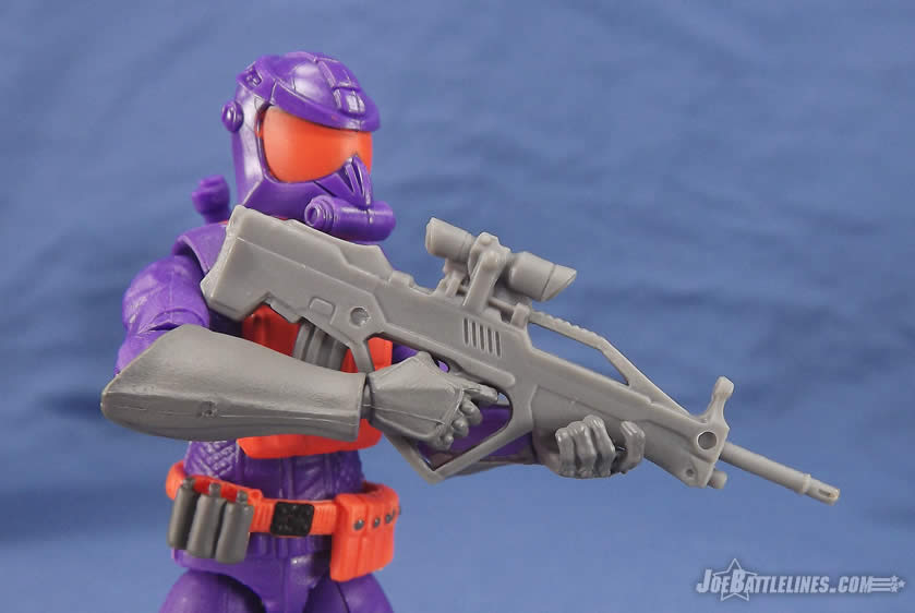 G.I. Joe FSS 5 Battle Corps Cobra Viper rifle