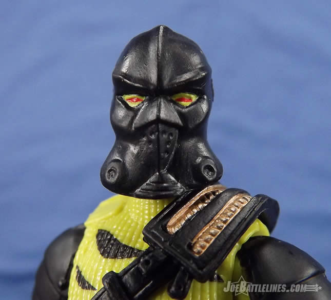 G.I. Joe FSS 5 Darklon mask