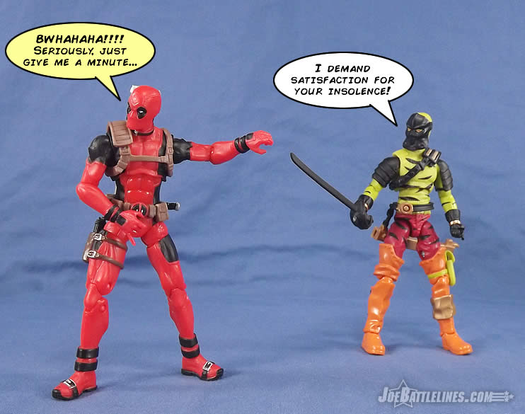 G.I. Joe FSS 5 Darklon deadpool