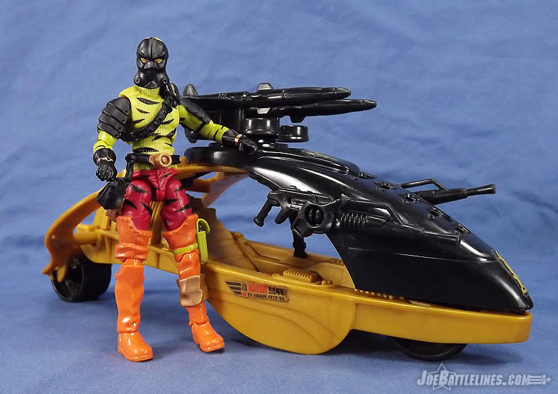 G.I. Joe FSS 5 Darklon Evader