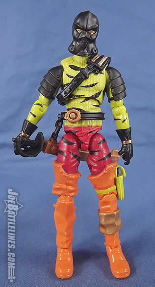 G.I. Joe FSS 5 Darklon