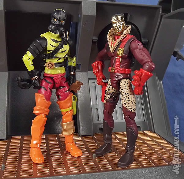 G.I. Joe FSS 5 Darklon SDCC Destro