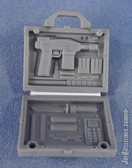G.I. Joe FSS 5 Darklon case