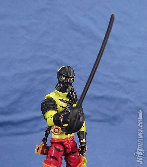 G.I. Joe FSS 5 Darklon sword