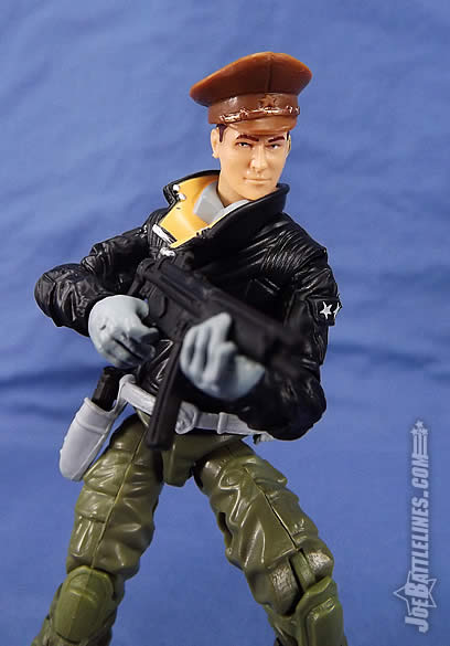 G.I. Joe FSS 5 General Flagg mp5
