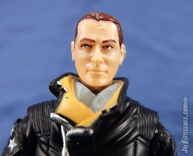 G.I. Joe FSS 5 General Flagg close up