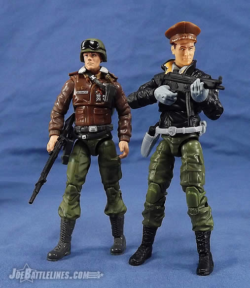 G.I. Joe FSS 5 General Flagg General Hawk