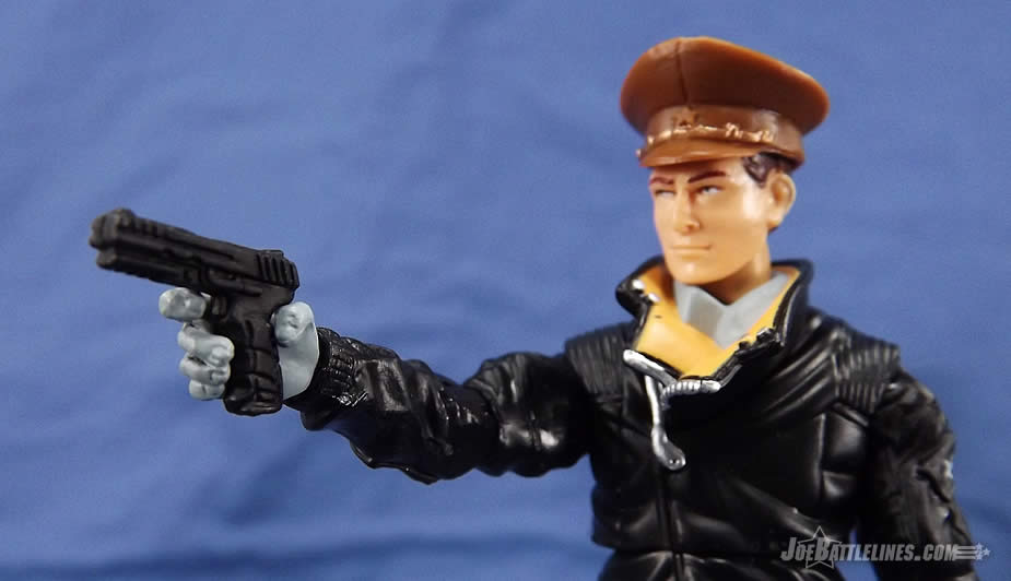 G.I. Joe FSS 5 General Flagg pistol