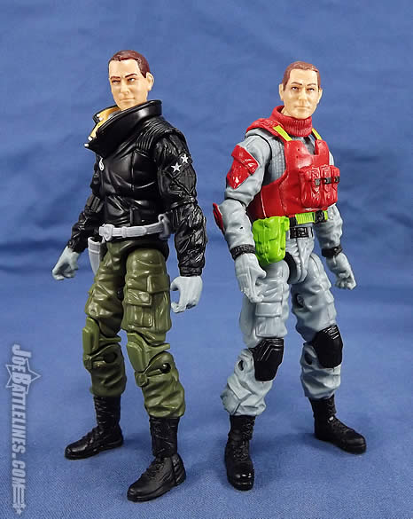 G.I. Joe FSS 5 General Flagg Sneak peek