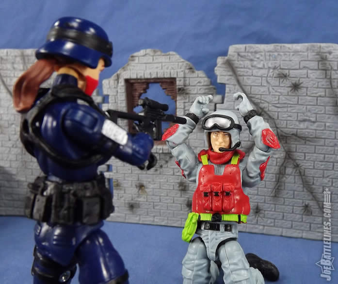G.I. Joe FSS 5 Sneak Peek captured