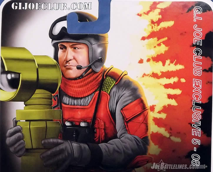 G.I. Joe FSS 5 Sneak Peek card art