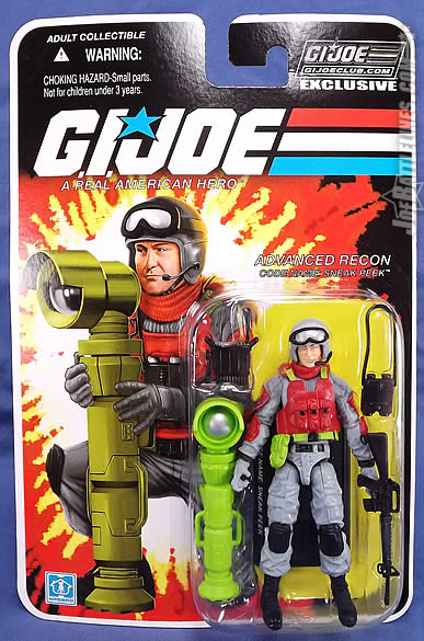 G.I. Joe FSS 5 Sneak Peek card front