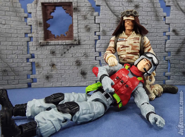 G.I. Joe FSS 5 Sneak Peek Dusty