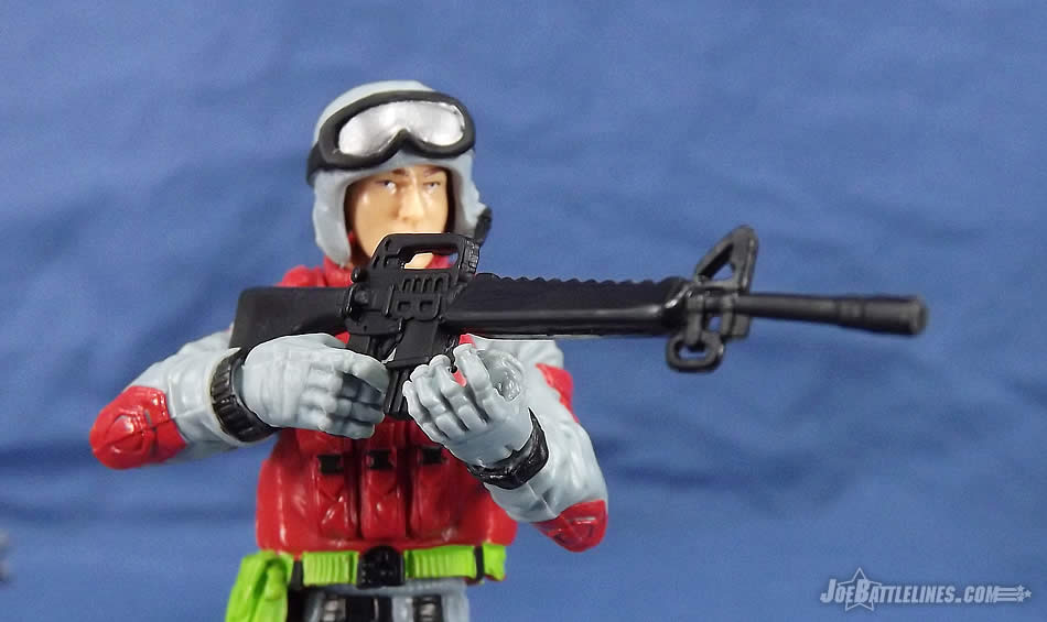 G.I. Joe FSS 5 Sneak Peek m-16