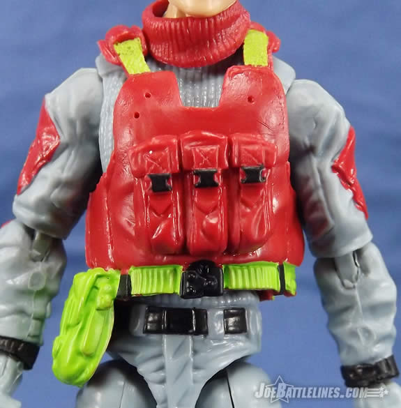 G.I. Joe FSS 5 Sneak Peek vest