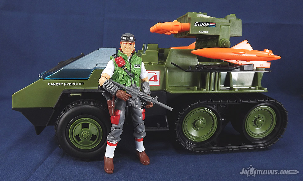 G.I. Joe Collector's Club 2014 Cross Country action figure