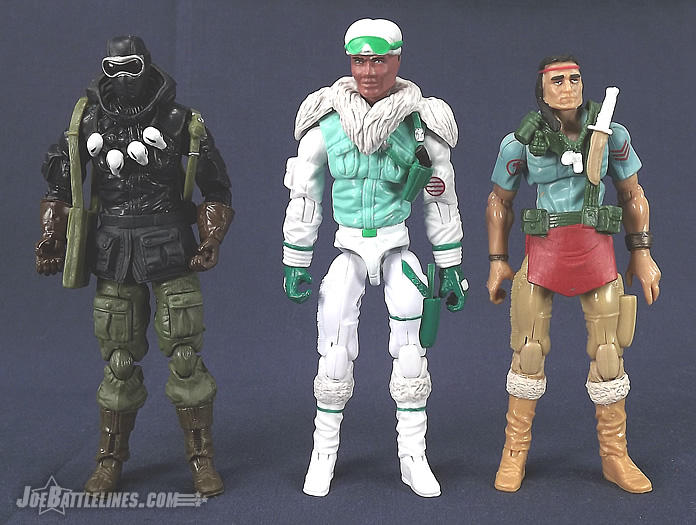 G.I. Joe Collector's Club Iceberg