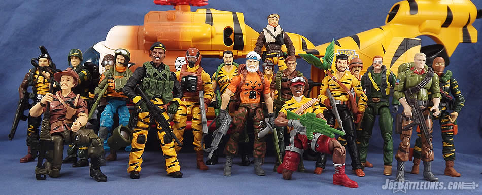 G.I. Joe Tiger Force