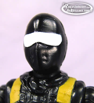 Snake Eyes closeup