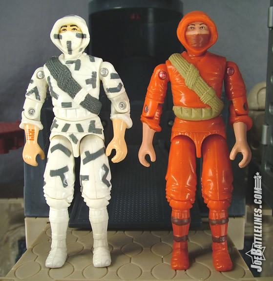 Storm Shadow v2 and Red Ninja comparison