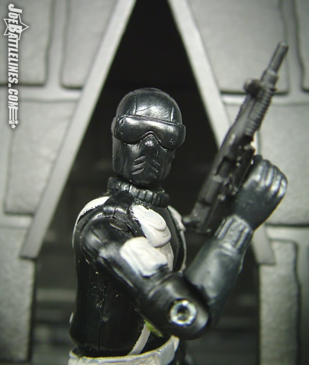 Snake Eyes - bad to the bone!